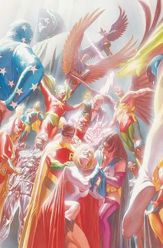 JSA by Alex Ross
