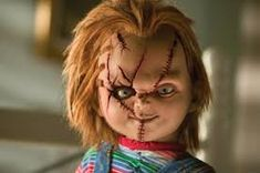 Plenty of actors have a little work done to appear younger and fresher, especially when they've spent 25 years in the business. So why should Chucky be any different? Chucky, the evil doll who first terrified horror fans in the … Continue reading → Chucky Halloween, Epic Halloween Costumes, Chucky Costume, Halloween Make Up, Halloween 2020, Halloween Ideas, Halloween Series, Halloween Birthday, Halloween Season