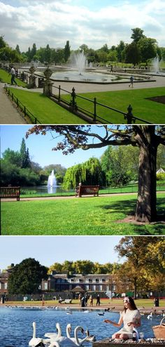 World's Most Beautiful City Parks: Hyde Park, London