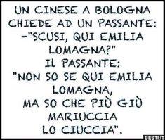 Un cinese a Bologna | BESTI.it - immagini divertenti, foto, barzellette, video