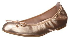 Unisa Damen Geschlossene Ballerinas, Gold (Ballet) , 38 EU for sale Gold Ballet Flats, Partner, Link, Shoes, Fashion, Self, Women's, Zapatos, Moda