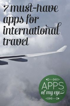 7 Should-Have Apps for Worldwide Journey 7 Should-Have-Reise-Apps für internationale Reisen Best Travel Apps, Travel Info, Travel Advice, Travel Hacks, Travel Quotes, Travel Rewards, Ultimate Travel, Travel Deals, Free Travel