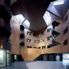 Hedley Bull Centre for World Politics by Lyons Architects
