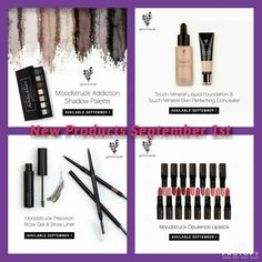 The NEW Younique products coming September 1st!!! www.sexysteelworx.com