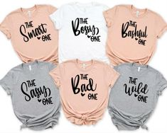Best Friend T Shirts, Bff Shirts, Best Friend Outfits, Bride Shirts, Travel Shirts, Vacation Shirts, Best Friend Matching Shirts, Vacation Quotes, Vacation Pictures