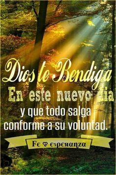 Good Morning Prayer, Good Morning My Friend, Good Morning Messages, Morning Prayers, Good Morning Good Night, Morning Wish, Good Morning Quotes, Spanish Inspirational Quotes, Spanish Quotes