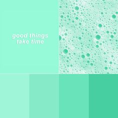click through to our post for green palette hex codes, wallpapers, and more! Green Colour Palette, Green Colors, Color Palettes, Good Things Take Time, Aesthetic Pictures, Mint Green, Hex Codes, Wallpapers, Aesthetic Images