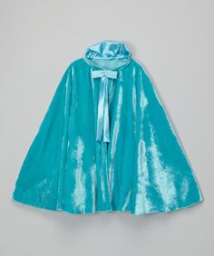 Another great find on #zulily! Blue Cape - Infant, Toddler & Girls by Kid Fashion #zulilyfinds
