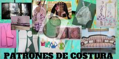 PATRONES DE COSTURA: VOLANTES PARA EL TRAJE DE FLAMENCA Sewing Tutorials, Sewing Patterns, Free Sewing, Projects To Try, Manga, Books, Home Decor, Craft, Quilt Cover