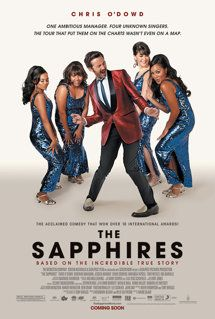 The Sapphires Movie -- amid all the Sci-Fi and Beat 'em Up movies comes an awesome gem of a movie!  Based on a true story about some singers from Australia and their eclectic band leader who entertained troops during the Viet Nam war!   Superb!  So nice to go to a really good movie!