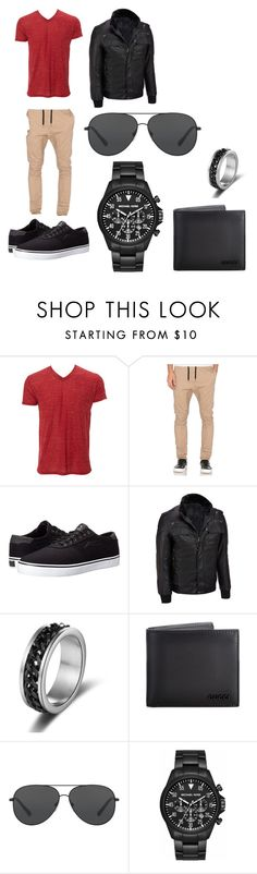 """""""Untitled #184"""" by haley-m-miller ❤ liked on Polyvore featuring Zanerobe, Lakai, Wilsons Leather, Gucci and Michael Kors"""