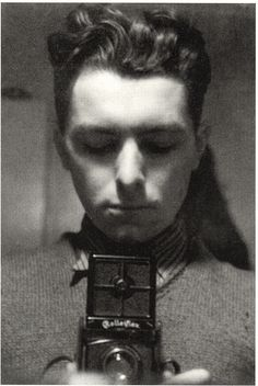 Robert Doisneau (1912 - 1994) - Self-Portrait, 1932
