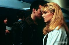 Twin Peaks: Fire Walk with Me - Publicity still of Sheryl Lee & James Marshall Twin Peaks Quotes, Sheryl Lee, Laura Palmer, Geek Games, Pete Wentz, Men Store, David Lynch, Ski Fashion, Model Pictures