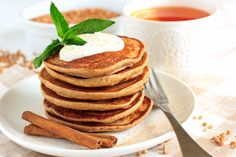 This is an easy recipe for delicious gluten-free buckwheat pancakes. A great Phase 1 recipe for the Fast Metabolism Diet.