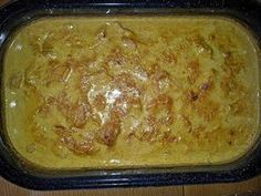 Very tasty curry pot, a popular recipe from the casserole category. Ratings: Average: Ø Very tasty curry pot, a popular recipe from the casserole category. Chef Recipes, Dinner Recipes, Cooking Recipes, Healthy Recipes, Pita, Most Popular Recipes, Pampered Chef, One Pot Dinners, Food Design