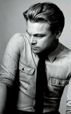 "Leonardo Dicaprio ""Watching a young Brando or James Dean or Montgomery Clift, I was like, Oh, my God, how can anyone ever hope to achieve that type of greatness?"" Photo: Craig McDean"