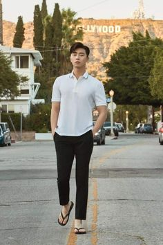 #PARKSEOJOON ~♡    #ROSH Handsome Korean Actors, Handsome Boys, Korean Men, Asian Men, Witch's Romance, Park Seo Joon Instagram, Joon Park, Park Seo Jun, Park Min Young