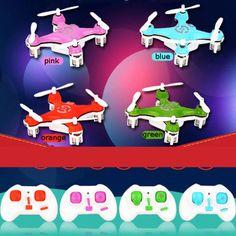 Cheerson CX-10 Mini LED helicopter drone quadricopter 2,4G UFO RC quadrocopter