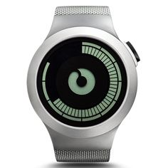 ZIIIRO-Watch-–-Saturn---Chrome-