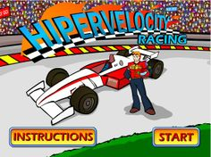 Show off your super driving skills and score in Hypervelocity.