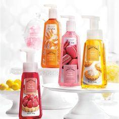 And clean works hand bath pocketbac body gel
