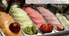 Gelato in Florence:Best Places to Eat Gelato in Florence,Italy,Gelaterie in Firenze