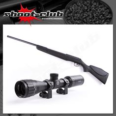 DIANA Panther 350 Magnum CBB /4,5mm -  inkl. Hawke Vantage 2-7x32 & passender Montage -