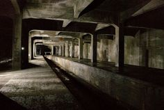 CINCINNATI SUBWAY largest abandoned subway tunnel in the US