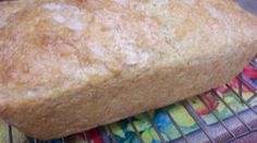 Tastefully Simple copycat beer bread