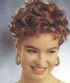 Marvelous Looking Short Hairstyles for Curly Hair   Best Curly ...