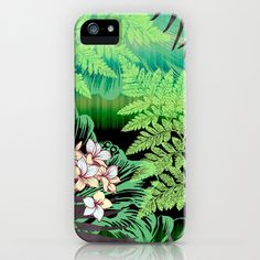 Cool Tranquility iPhone & iPod Case by Vikki Salmela