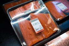 From farm to the sea! Always wild salmon!