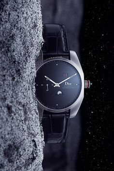 Dior Leather watch