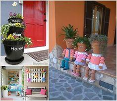 10 Lovely DIY Summer Front Porch Decor Ideas a