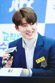 #iKON #Hanbin #BI Yg Ikon, Kim Hanbin Ikon, Rhythm Ta, Ikon Leader, Ikon Debut, Jay Song, Yg Entertainment, Good Company, One And Only