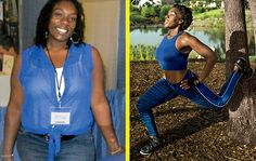 The 3 Changes That Were Crucial in Helping This Woman Lose 65 Pounds