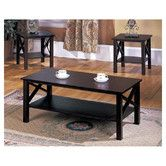 Found it at Wayfair - 3-Piece Coffee Table Set