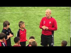 Soccer Drills: Defending & Pressing - YouTube