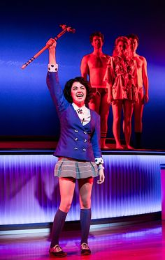 Veronica from Heathers the Musical
