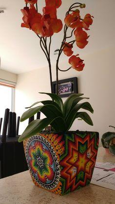 Planter Pots, Vases, Mosaics, Square Planters