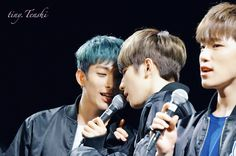 "43 Me gusta, 1 comentarios - Rex (@trashforasia02) en Instagram: ""Cr; Tiny Tenshi /170223  Omg #seokwoo #seokwon -I might edit out that mic  #전원우 #jeonwonwoo…"""