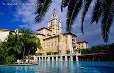 Biltmore Miami Coral Gables...largest hotel pool in the US.....beautimous.