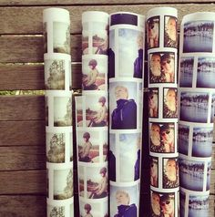 PicPaperie custom gift wrap from your Instagram pics -WhatWouldGwynethDo