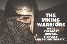 ⁉️ What Difficulties the Vikings Encountered ⁉️ 👉The common knowledge is that the Viking warriors were the most brutal, fiercest, and bloodthirsty. They, however, were not born to be that way. 👉Facing many difficulties and enduring the hardships to survive built up not only the physical appearance but also the mental power of the Vikings... Viking Warrior, That Way, Vikings, Physics, Knowledge, Warriors, Face, Fictional Characters, The Vikings