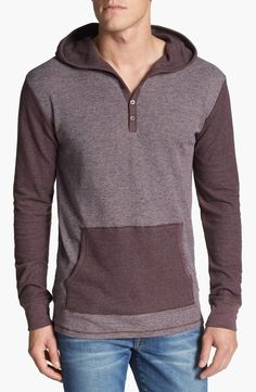 Threads for Thought Thermal Hooded Henley Boy Outfits, Fashion Outfits, How To Look Classy, Blazers For Men, Gentleman Style, My Guy, Men Looks, My Wardrobe, Gq