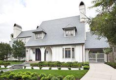 Beverly Hills Tudor Home Revived
