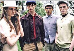 Newport International Group Madrid Fashion News Spain- Under sin 75-åriga historia har Kangols mössor på huvudet på alla från squaddies till prinsessan Diana till LL Cool J. Etiketten håller bara stanna framme, Emma Akbareian förklarar