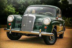 1958 Mercedes-Benz 180 D