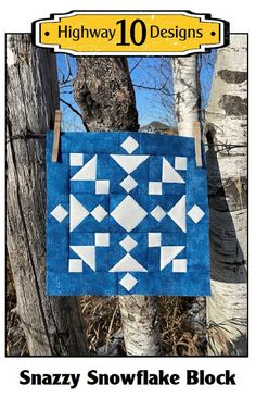 Quilt Block Patterns, Pdf Patterns, Pattern Blocks, Quilt Blocks, Fall Quilts, Scrappy Quilts, Winter Quilts, Snowflake Pillow, Straight Line Quilting