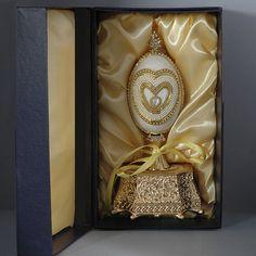 Musical Engagement Ring Box